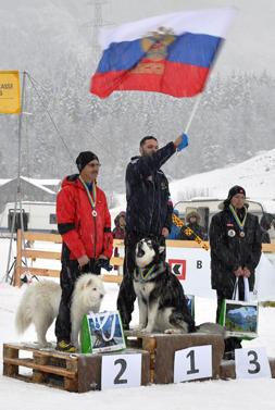 Хаку поет гимн России. ЧМ-2014, Швейцария